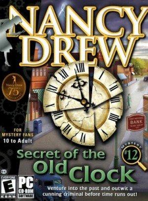 Nancy Drew: Secret of the Old Clock Box Cover