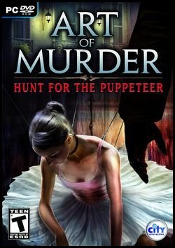 Art of Murder: Hunt for the Puppeteer Box Cover