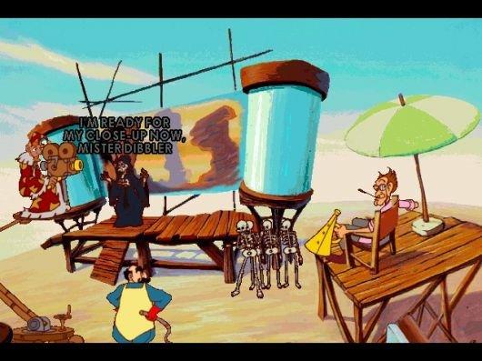Screenshot for Discworld II: Missing Presumed...!? 3