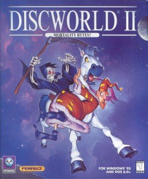Discworld II: Missing Presumed...!? Box Cover