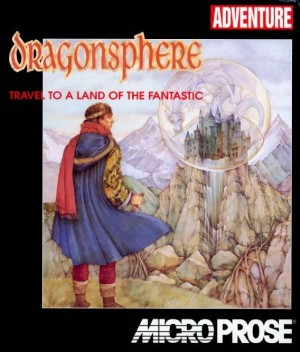 Dragonsphere Box Cover