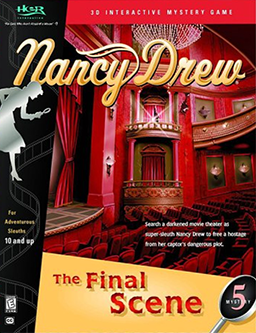 Nancy Drew: The Final Scene Box Cover