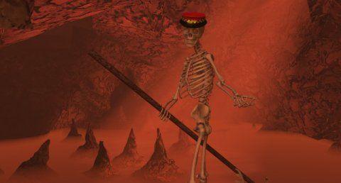 Screenshot for Zork: Grand Inquisitor 7