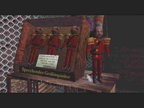 Screenshot for Zork: Grand Inquisitor 3