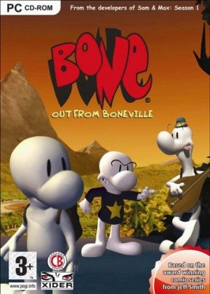 Bone: Out from Boneville Box Cover