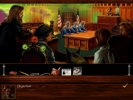 Screenshot for Callahan