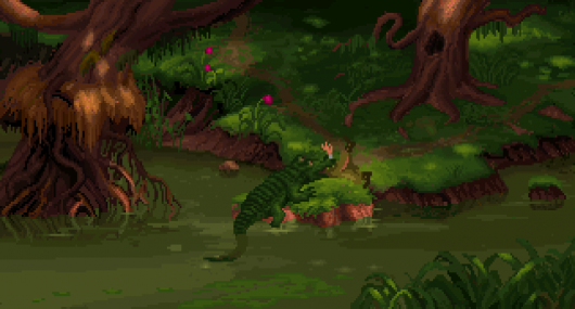 Screenshot for Legend of Kyrandia: The Hand of Fate (Fables & Fiends), The 3