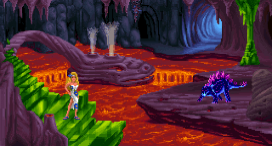 Screenshot for Legend of Kyrandia: The Hand of Fate (Fables & Fiends), The 1