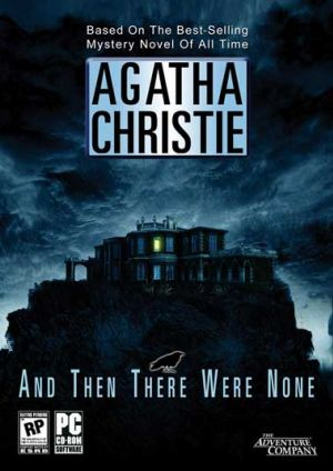 Agatha Christie: And Then There Were None Box Cover
