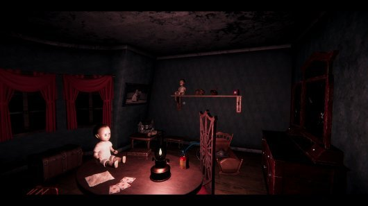 Screenshot for 13th Doll – A Fan Game of The 7th Guest, The 2