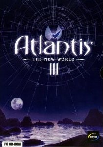 Atlantis III: The New World Box Cover