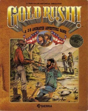 Gold Rush! Box Cover