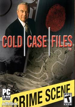 Cold Case Files Box Cover