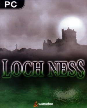 The Cameron Files: Secret at Loch Ness Box Cover