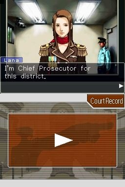 Screenshot for Phoenix Wright: Ace Attorney 4