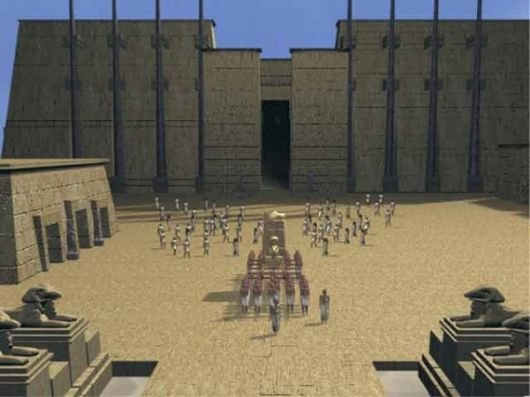 Screenshot for Egypt 1156 B.C.: Tomb of the Pharaoh 3