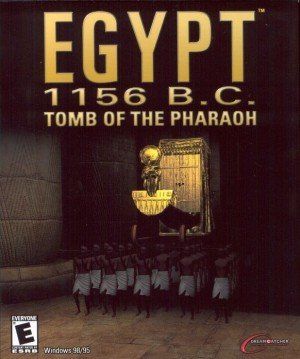 Egypt 1156 B.C.: Tomb of the Pharaoh Box Cover