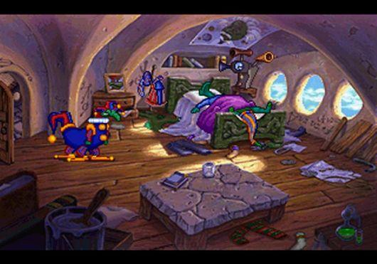Screenshot for Blazing Dragons 2