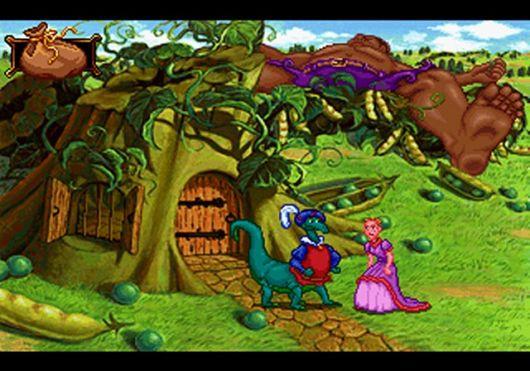 Screenshot for Blazing Dragons 1
