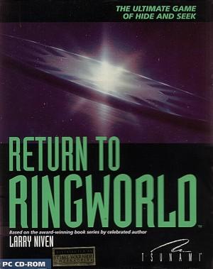 Return to Ringworld Box Cover