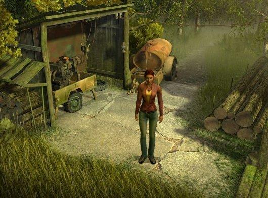 Screenshot for Secret Files: Tunguska 4