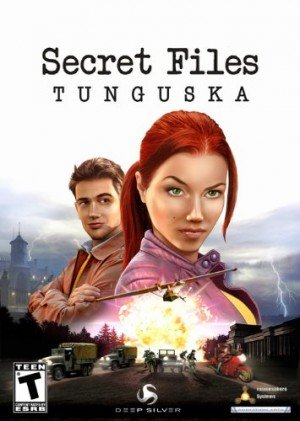Secret Files: Tunguska Box Cover