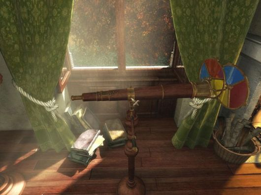 Screenshot for Secrets of Da Vinci: The Forbidden Manuscript, The 2