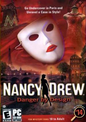 Nancy Drew: Danger by Design Box Cover