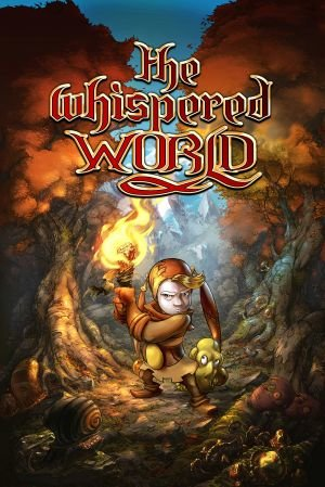 The Whispered World Box Cover