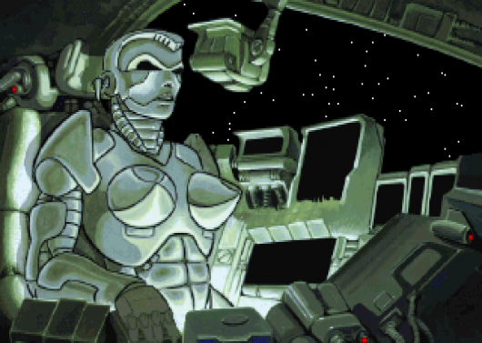 Screenshot for Space Quest V: Roger Wilco - The Next Mutation 1