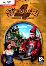 Simon the Sorcerer 4: Chaos Happens Box Cover