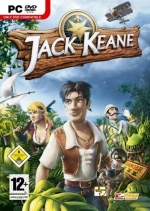 Jack Keane Box Cover