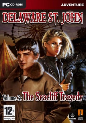 Delaware St. John Volume 3: The Seacliff Tragedy Box Cover