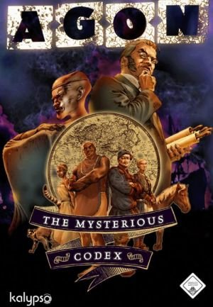 AGON: The Mysterious Codex Box Cover