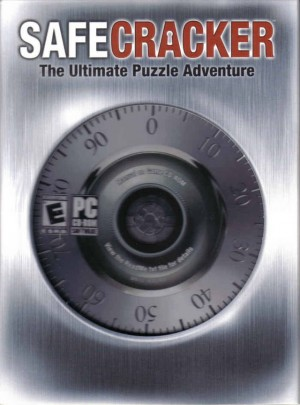 SAFECRACKER: The Ultimate Puzzle Adventure Box Cover