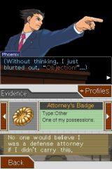 'Phoenix Wright: Ace Attorney - Justice for All - Screenshot #13