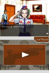 'Phoenix Wright: Ace Attorney - Justice for All - Screenshot #9