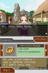 'Phoenix Wright: Ace Attorney - Justice for All - Screenshot #8