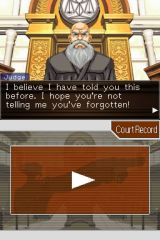 'Phoenix Wright: Ace Attorney - Justice for All - Screenshot #6