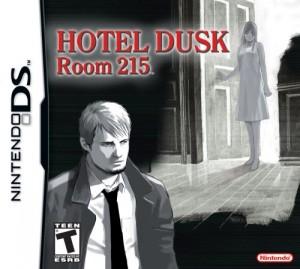 Hotel Dusk: Room 215 Box Cover