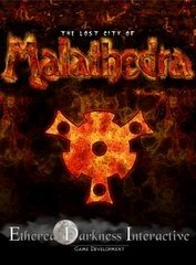 The Lost City of Malathedra Box Cover