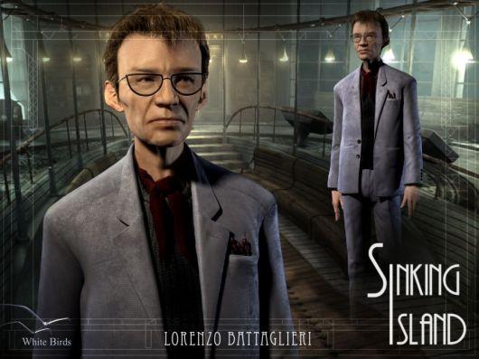 Screenshot for Sinking Island 3