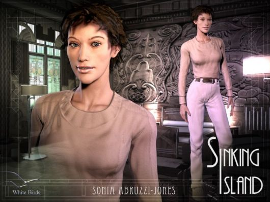 Screenshot for Sinking Island 1