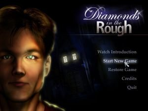 Diamonds in the Rough Box Cover