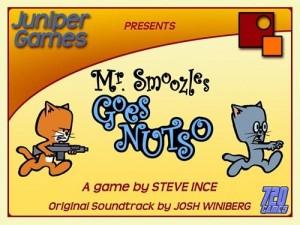 Mr. Smoozles Goes Nutso Box Cover
