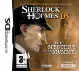 Sherlock Holmes: The Mystery of the Mummy (DS)
