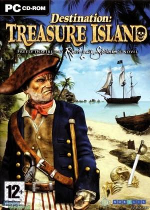Destination: Treasure Island Box Cover