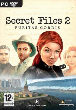 Secret Files 2: Puritas Cordis Box Cover