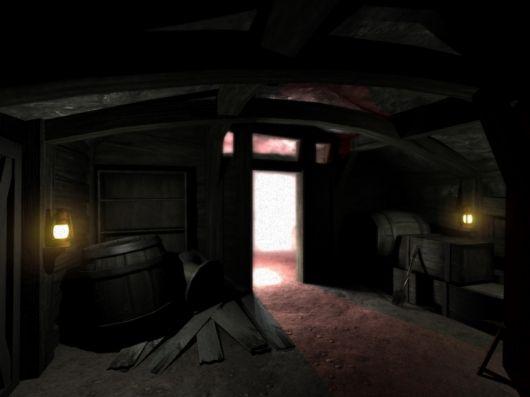 Screenshot for Penumbra: Overture 4