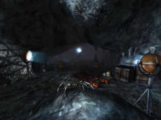 Screenshot for Penumbra: Overture 1